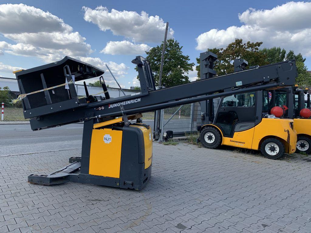 Jungheinrich EKS 312 Baujahr 2012 HH 7500 Defekt ! Ersatzteilträger ! Hochhubkommissionierer www.gst-logistic.com