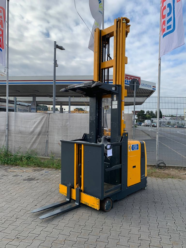 Jungheinrich EKS 310 Baujahr 2007/ HH8840 / Batterie 2016 Hochhubkommissionierer www.gst-logistic.com