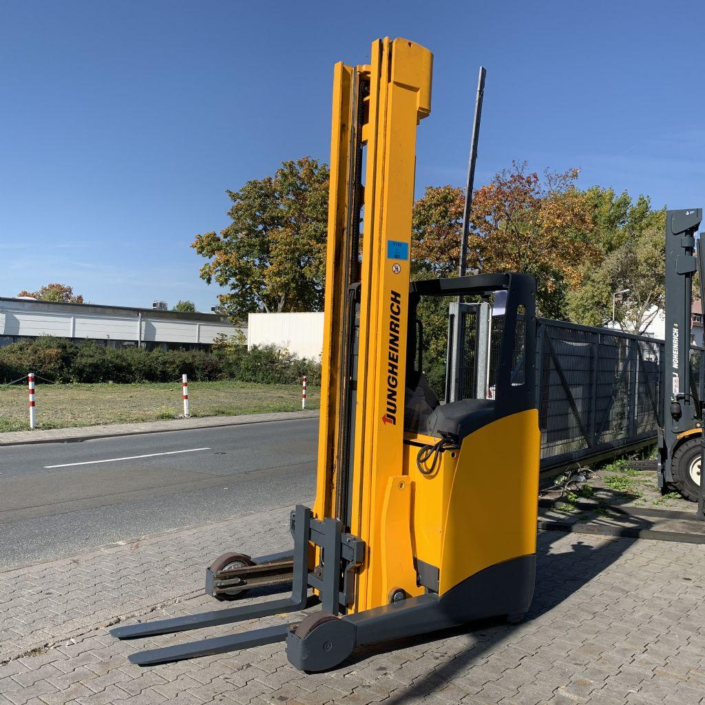 Jungheinrich ETV 214 Baujahr 2008/Stunden 12699 / HH 8720 Schubmaststapler www.gst-logistic.com