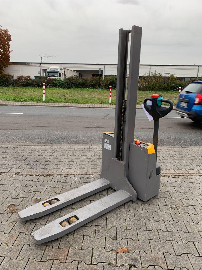Jungheinrich EJC M 10 Baujahr 2016 Hubhöhe 1540 Hochhubwagen www.gst-logistic.com