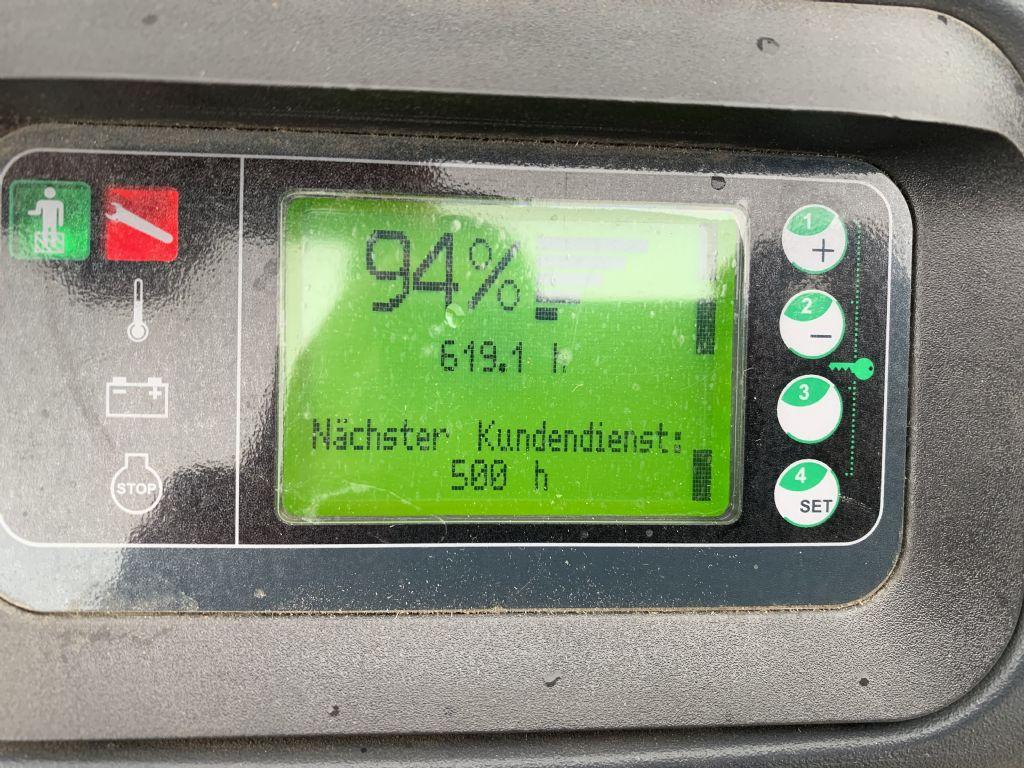 Linde L 12 L Baujahr 2014  Betriebsstunden 619 HH 2010 Hochhubwagen www.gst-logistic.com