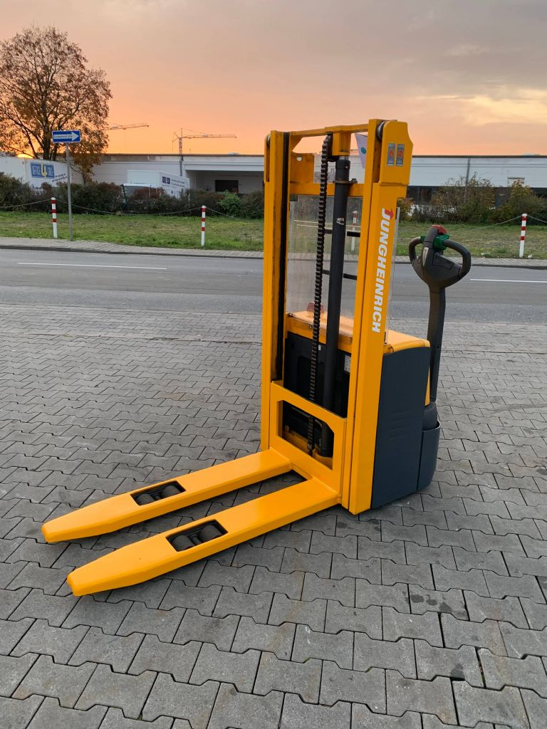 Jungheinrich EJC 112 Baujahr 2011/ HH2500 / Batterie 2018 Hochhubwagen www.gst-logistic.com