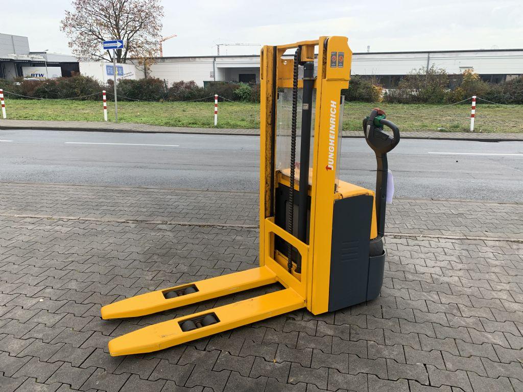 Jungheinrich EJC 110 Baujahr 2011/STUNDEN 1032/Batterie 2018 Hochhubwagen www.gst-logistic.com