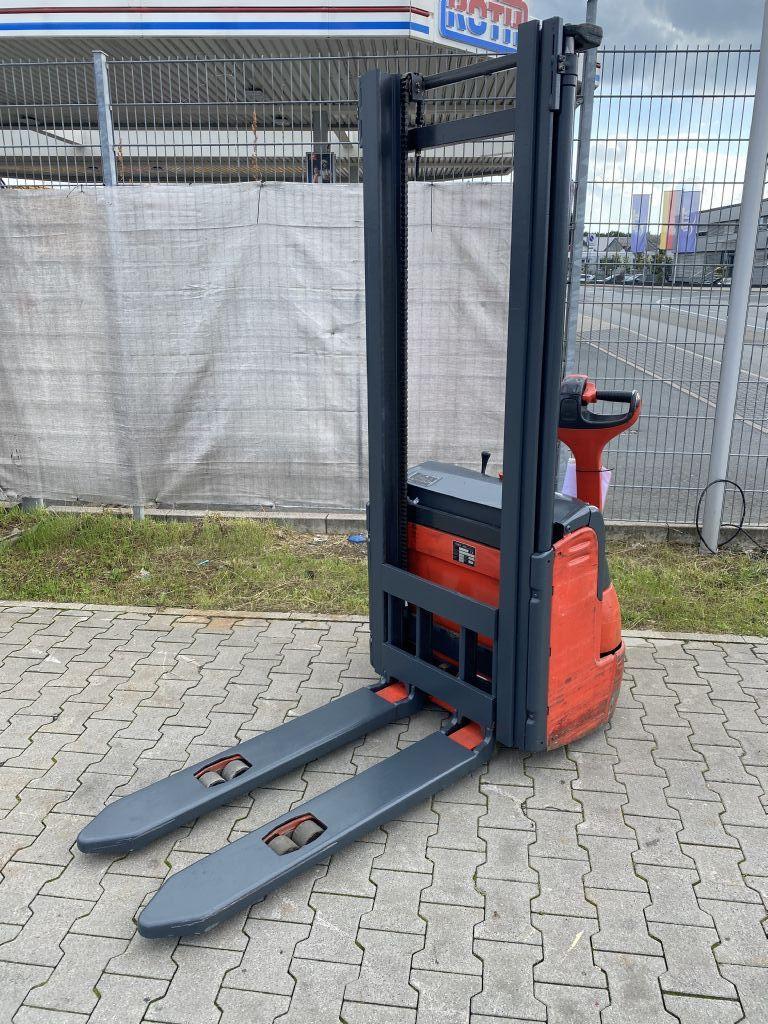 Linde L 10 Baujahr 1997 /Stunden 4678/ HH 3324 Hochhubwagen www.gst-logistic.com
