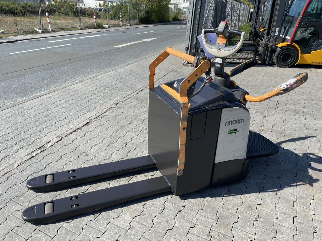 Crown WT3040  Baujahr 2015  Stunden 10549 GL 1,15M Hochhubwagen www.gst-logistic.com