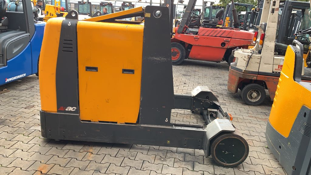 Jungheinrich ETX 125 Hochhubkommissionierer www.gst-logistic.com