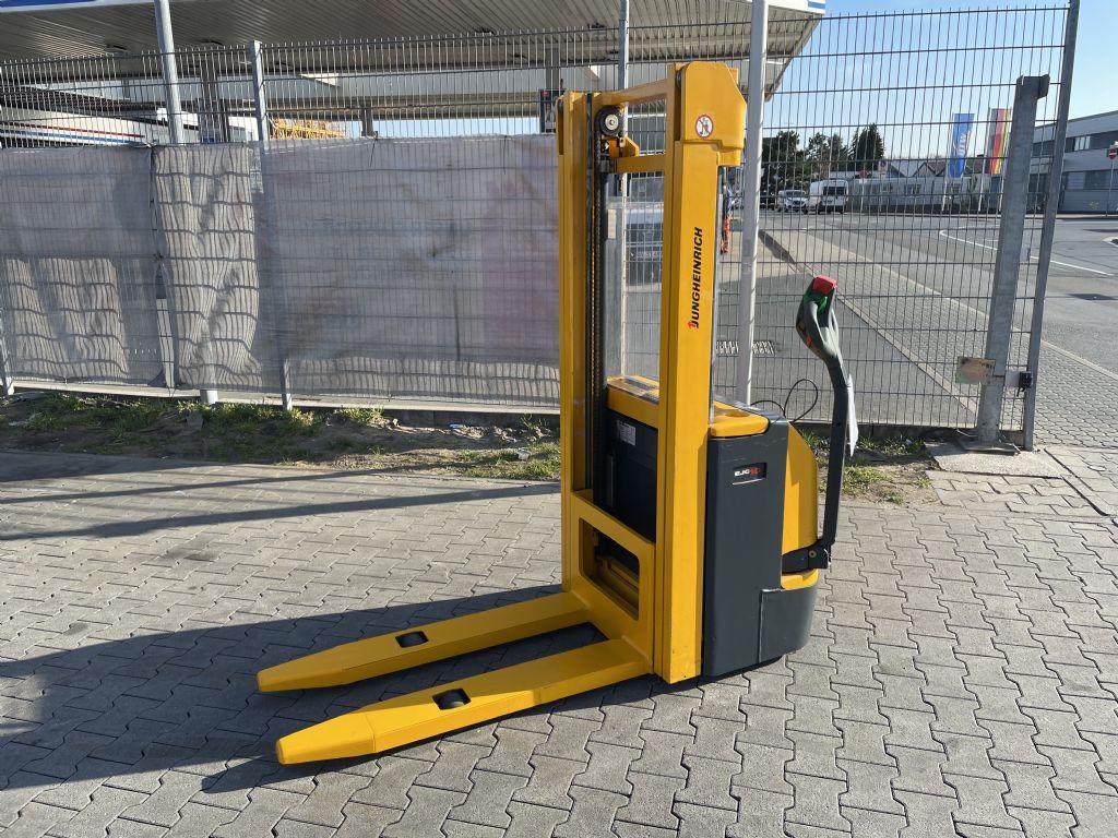 Jungheinrich EJC 10 Baujahr 2004/STUNDEN 1254 /Batterie 2010 Hochhubwagen www.gst-logistic.com