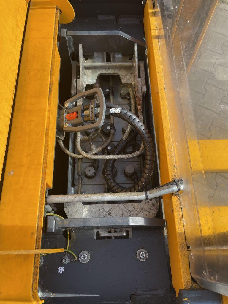 Jungheinrich ERC 216z Baujahr 2012 Stunden 6303 HH 3100 Hochhubwagen www.gst-logistic.com