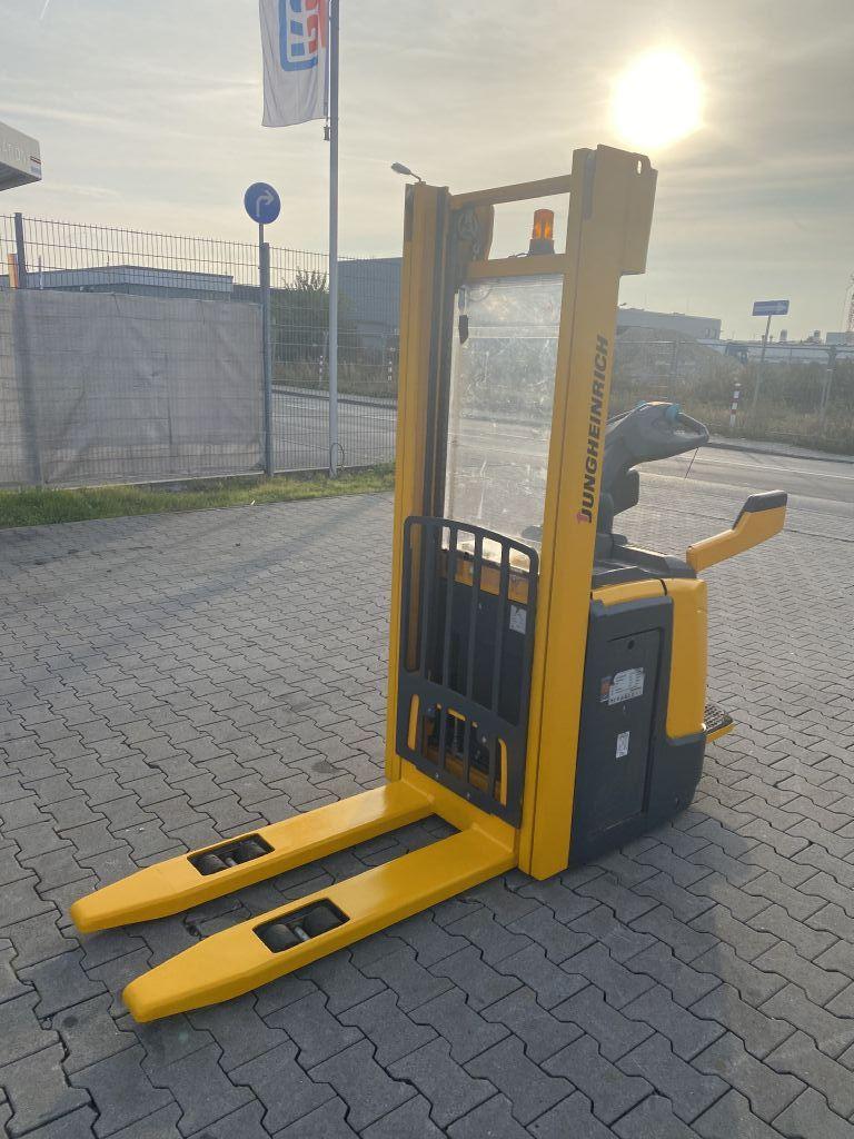 Jungheinrich ERC 214 Baujahr 2014 Stunden 12256 HH  3200 Hochhubwagen www.gst-logistic.com