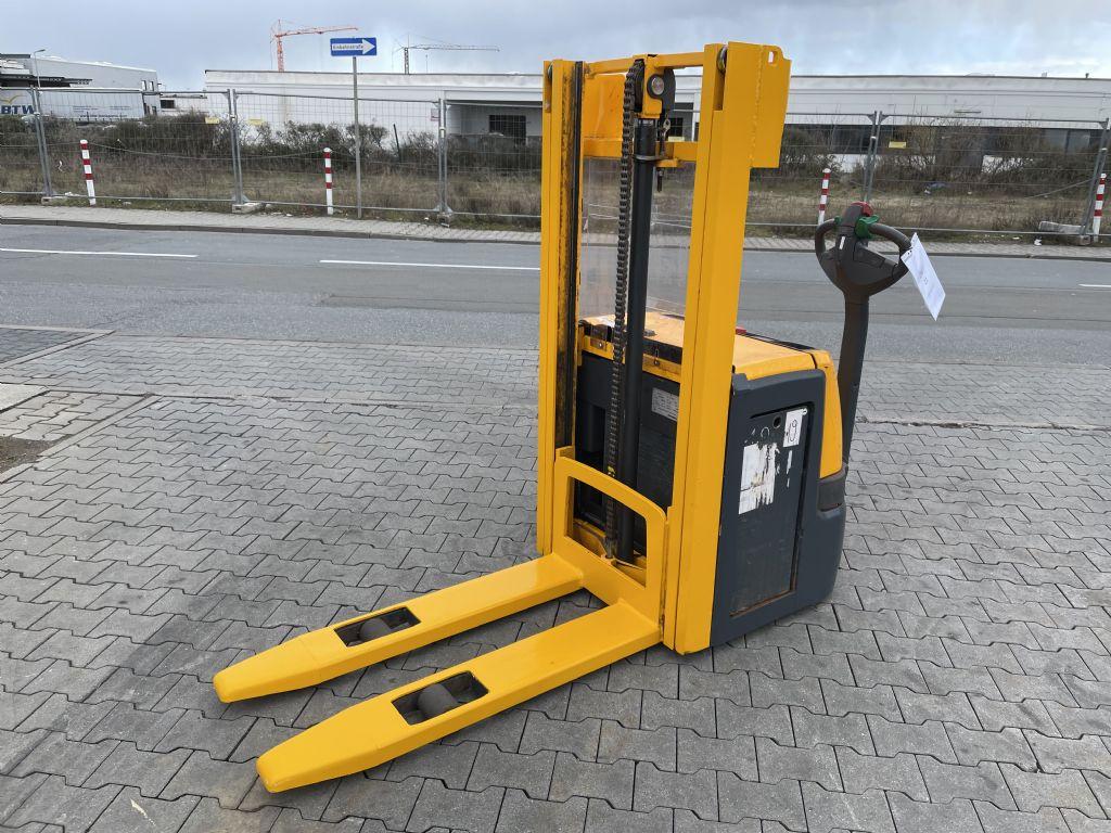 Jungheinrich EJC 212 Baujahr 2015 / HH2500 / Stunden 10396 Hochhubwagen www.gst-logistic.com