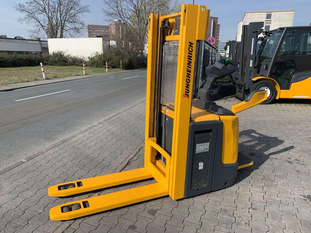 Jungheinrich ERC 214z Baujahr 2014 Stunden 8985 HH 2900 Hochhubwagen www.gst-logistic.com