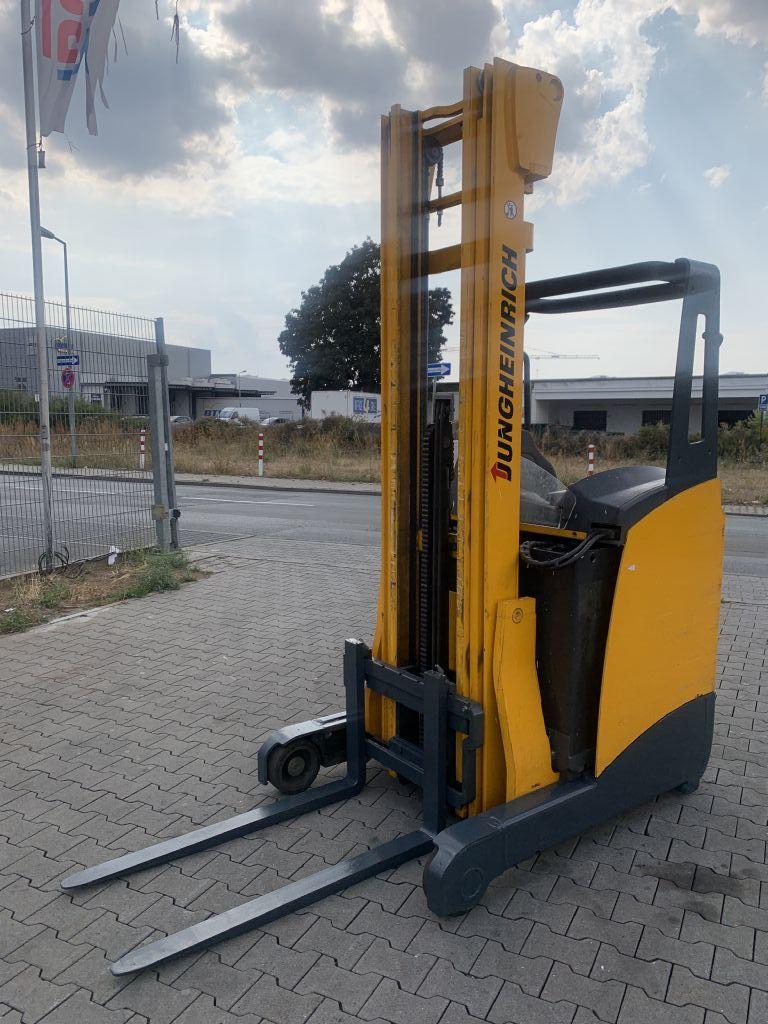 Jungheinrich ETV 110 Baujahr 2007 Stunden 2468 HH 5300 Schubmaststapler www.gst-logistic.com