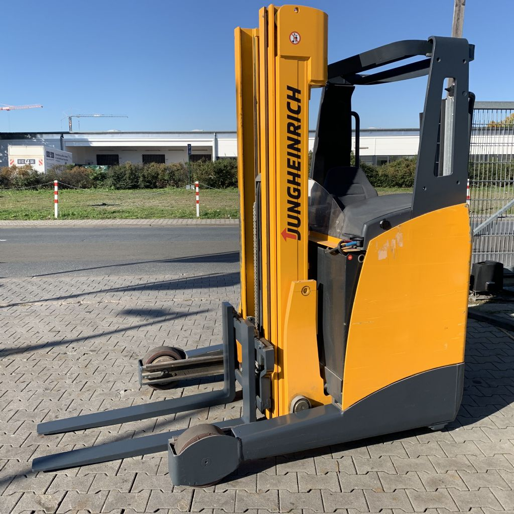 Jungheinrich ETV 214 Baujahr 2007/Stunden 4371 /HH 5300 Schubmaststapler www.gst-logistic.com