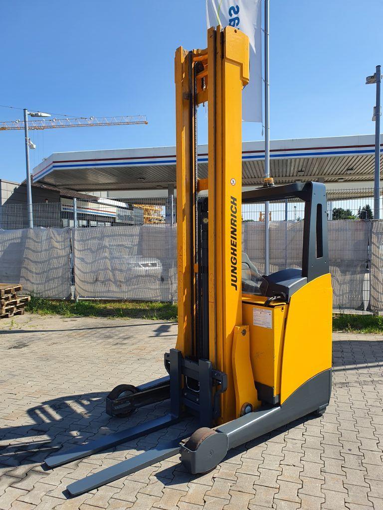 Jungheinrich ETV 216 Baujahr 2010 Stunden 11133 HH 8420  Schubmaststapler www.gst-logistic.com