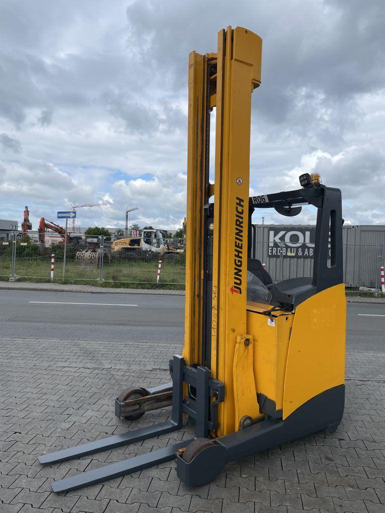 Jungheinrich ETV 214 Baujahr 2011 Stunden 10610 HH 8420  Schubmaststapler www.gst-logistic.com