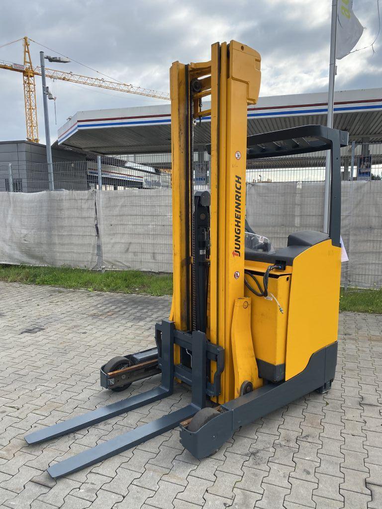 Jungheinrich ETV 214 Baujahr 2012 / Stunden 12251 HH 6500 Schubmaststapler www.gst-logistic.com