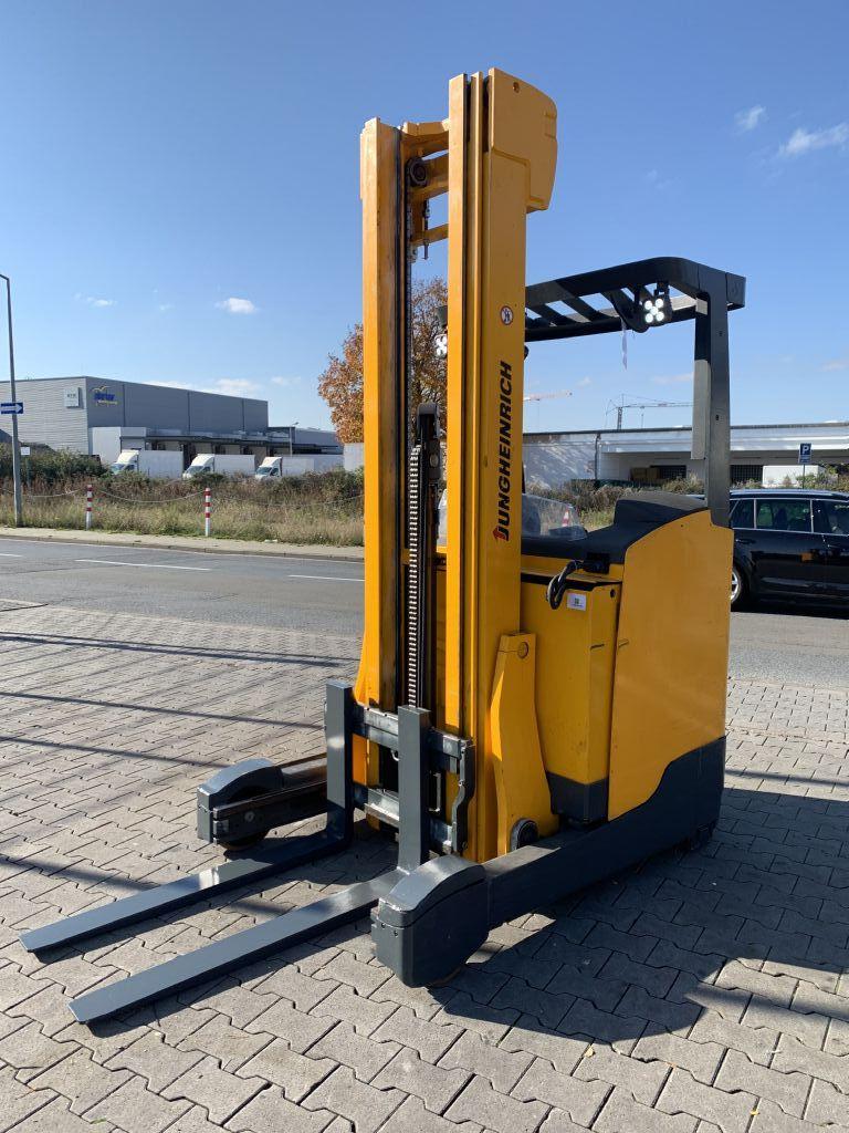 Jungheinrich ETV 214 Baujahr 2012 Stunden 2489 HH65000  Schubmaststapler www.gst-logistic.com