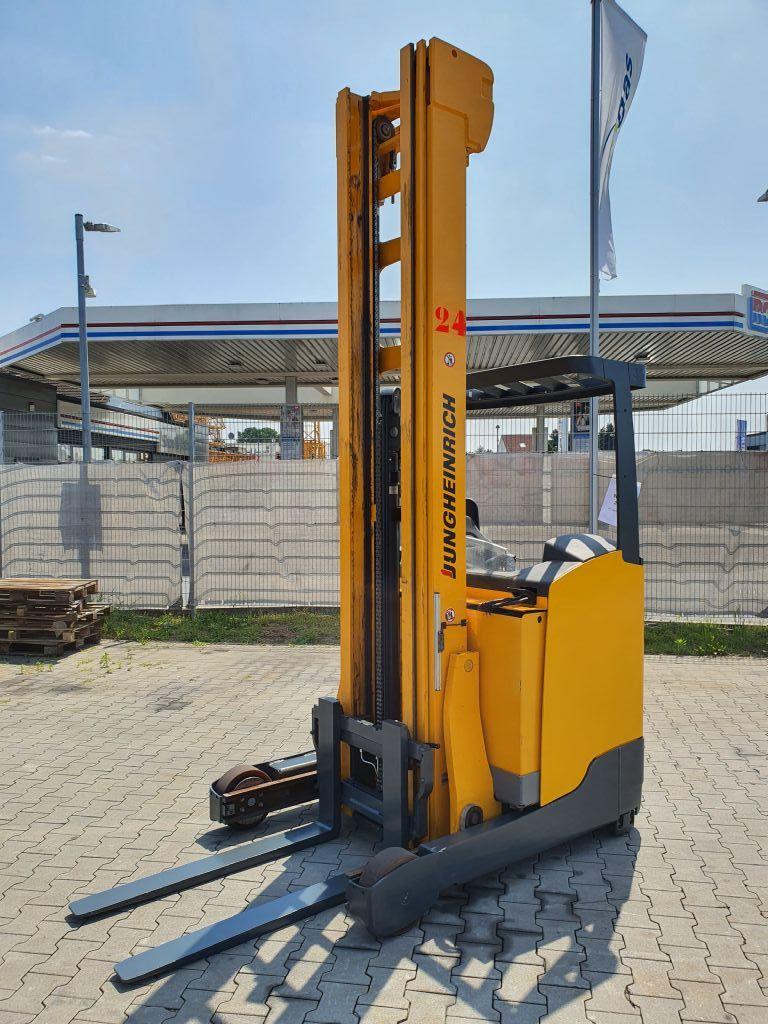 Jungheinrich ETV 214 Baujahr 2013 /Stunden 7755 / HH 8720 Schubmaststapler www.gst-logistic.com