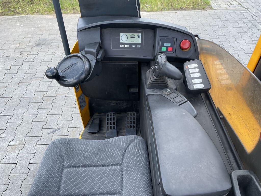 Jungheinrich ETVQ 25 Baujahr 2015 /Stunden 9309 HH 6,8M Vierwege Schubmaststapler www.gst-logistic.com