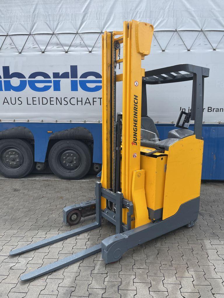 Jungheinrich ETV 112 Baujahr 2015 / Stunden 7040/ HH 6200 Schubmaststapler www.gst-logistic.com