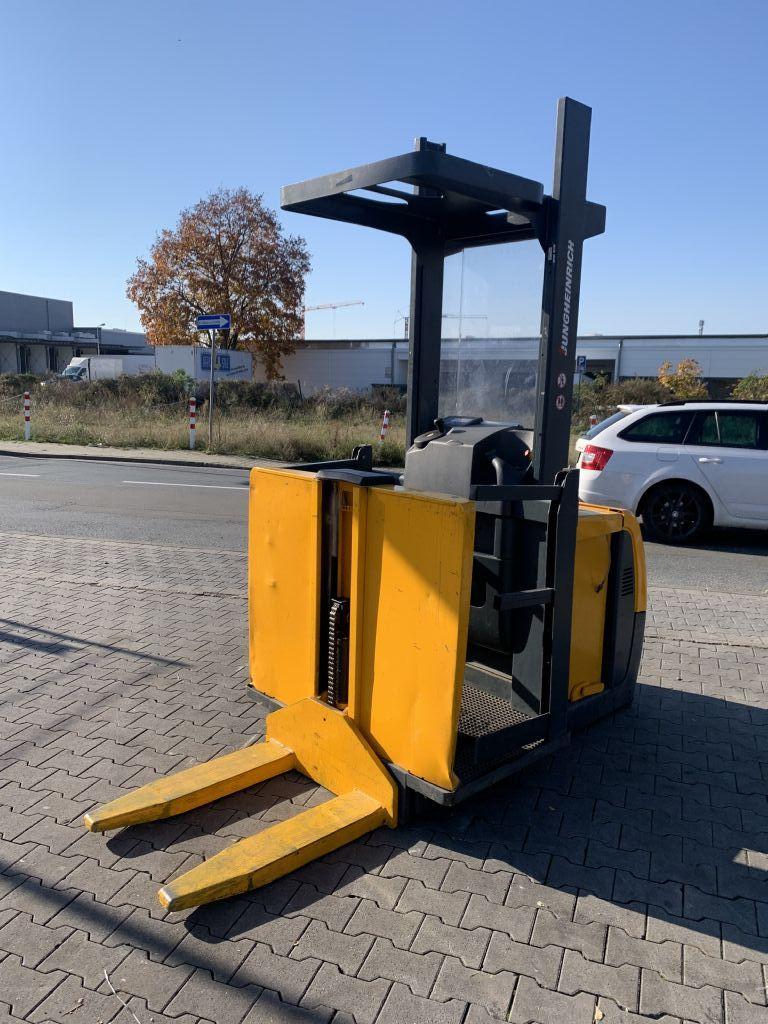 Jungheinrich EKS 110 Baujahr 2006  Stunden 3440 Hubhöhe 2700 Mittelhubkommissionierer www.gst-logistic.com
