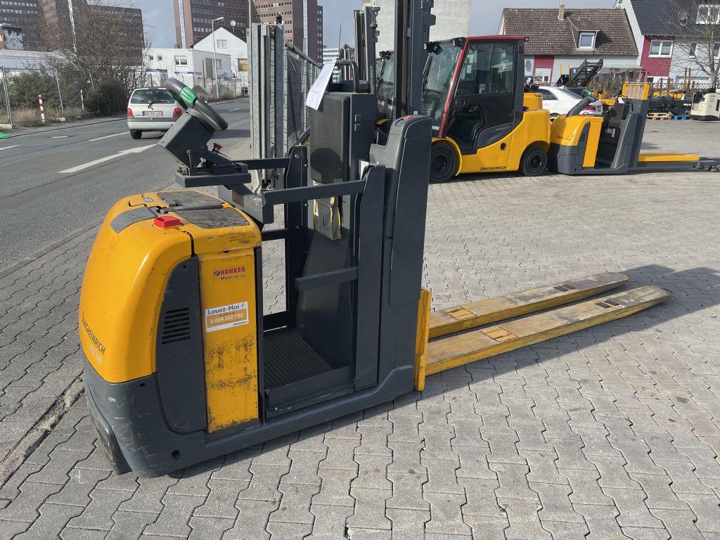 Jungheinrich ECE 320 Baujahr 2012/ HH700  Stunden 4179 Niederhubkommissionierer www.gst-logistic.com