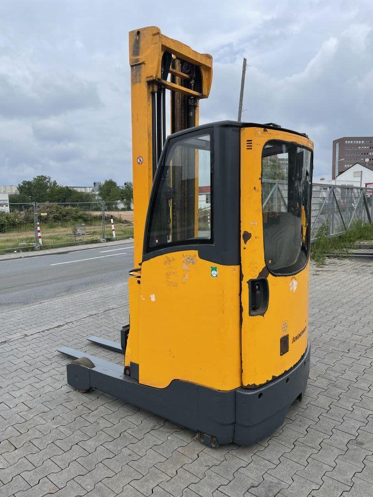 Jungheinrich ETV 214 Baujahr 2012 / Stunden 15515 HH 7,1M Schubmaststapler www.gst-logistic.com