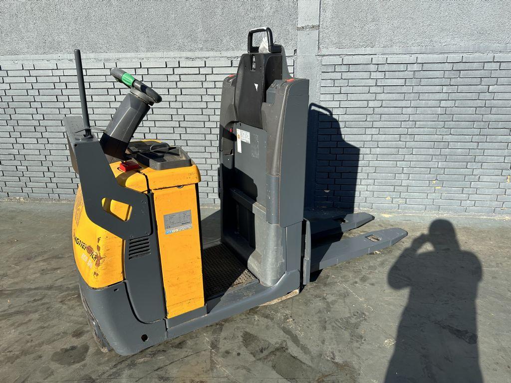 Jungheinrich ECE 310 Baujahr 2013/ HH700 10 x Vorhanden Niederhubkommissionierer www.gst-logistic.com