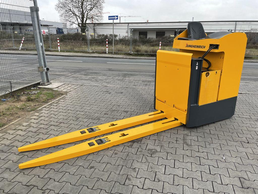 Jungheinrich ESE 430 Baujahr 2014 Betriebsstunden 4895 Niederhubkommissionierer www.gst-logistic.com