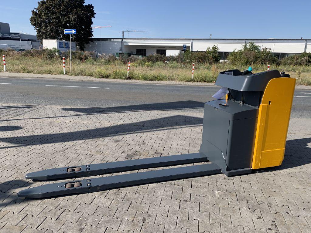 Jungheinrich ESE 120 Baujahr 2014 Stunden 4879 Batterie 2016 Niederhubkommissionierer www.gst-logistic.com