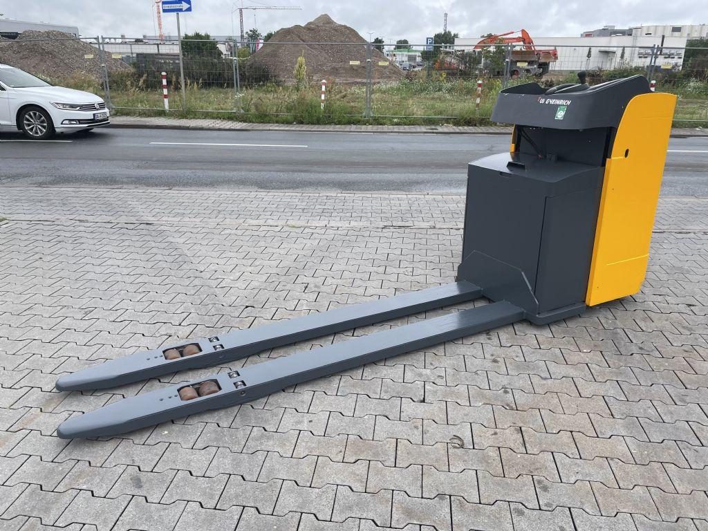 Jungheinrich ESE 120 Baujahr 2015 Stunden 2186 Akku 2015 Niederhubkommissionierer www.gst-logistic.com