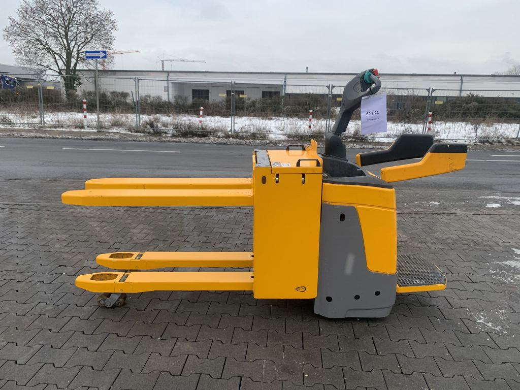 Jungheinrich EJE C 20 Baujahr 2017 Stunden 2515 Niederhubwagen www.gst-logistic.com