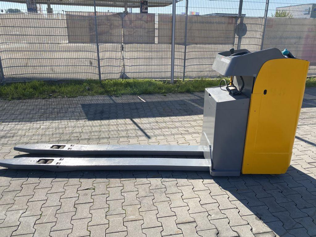 Jungheinrich ESE 120 Baujahr 2018 Stunden 538 Top Zustand Niederhubkommissionierer www.gst-logistic.com