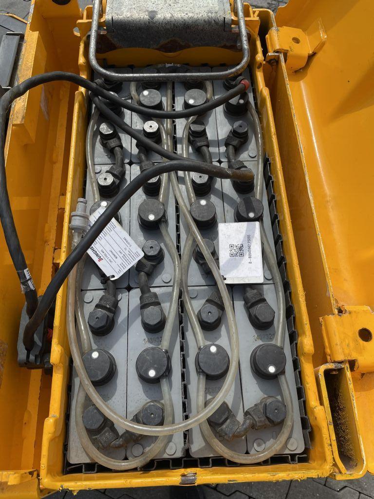 Jungheinrich ERE 225 Baujahr 2014 Stunden 3188 GL 1,15M Niederhubkommissionierer www.gst-logistic.com