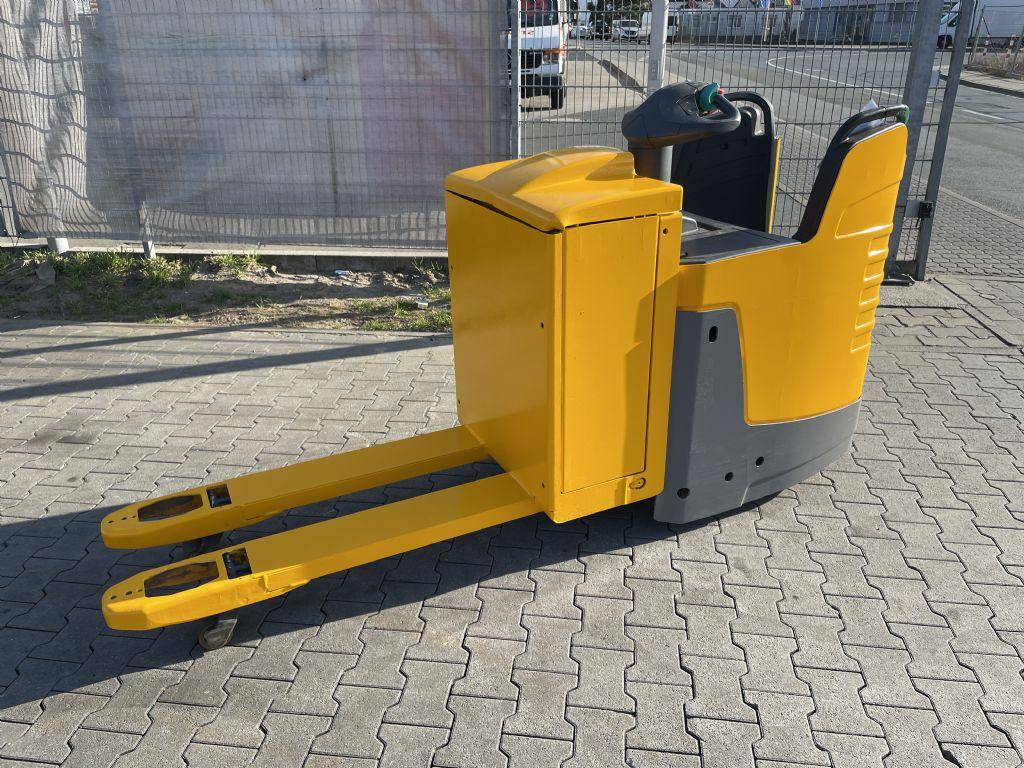 Jungheinrich ERE 225 Baujahr 2016 Stunden 10645 GL 1,15M Niederhubkommissionierer www.gst-logistic.com