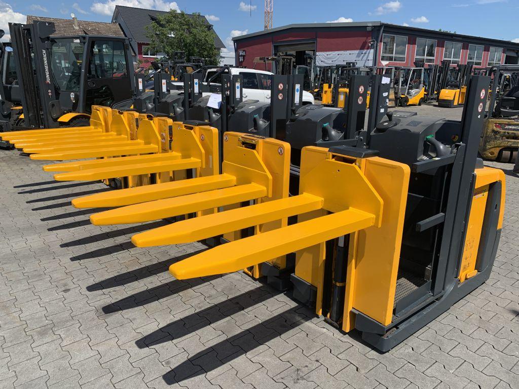 Jungheinrich EKS 110 Baujahr 2013-204 15 x Vorhanden TOP ZUSTAND  Mittelhubkommissionierer www.gst-logistic.com