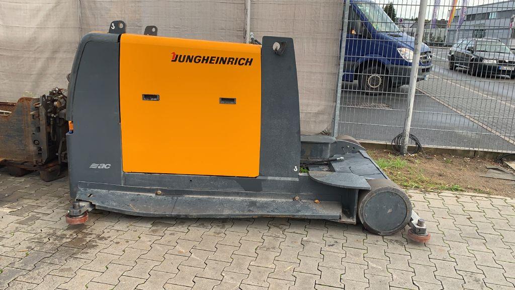 Jungheinrich EKX 515  Hochhubkommissionierer www.gst-logistic.com