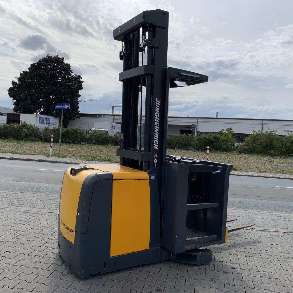 Jungheinrich EKS 210 Baujahr 2009 HH5060 Betriebsstunden 2329 Hochhubkommissionierer www.gst-logistic.com