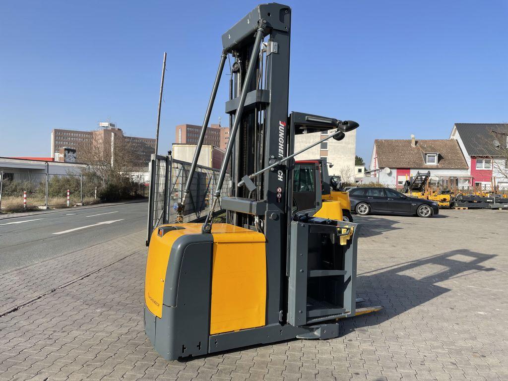 Jungheinrich EKS 312 Baujahr 2010 / HH 8310 / Stunden 13986 Hochhubkommissionierer www.gst-logistic.com