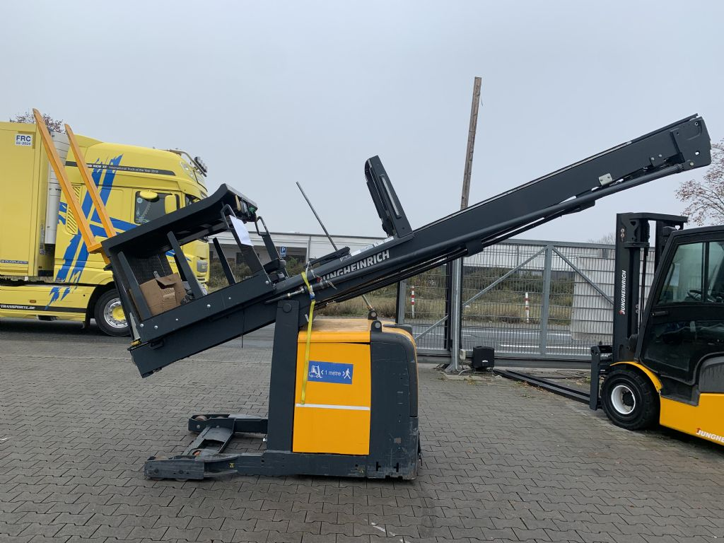 Jungheinrich EKS 312 Baujahr 2014 HH 8310 PSA-SYSTEM Hochhubkommissionierer www.gst-logistic.com