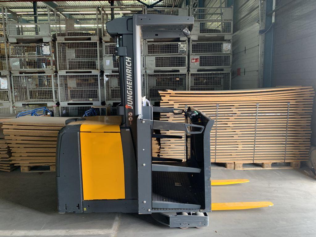 Jungheinrich EKS 210 Baujahr 2015 HH3810 Betriebsstunden 1105 Hochhubkommissionierer www.gst-logistic.com