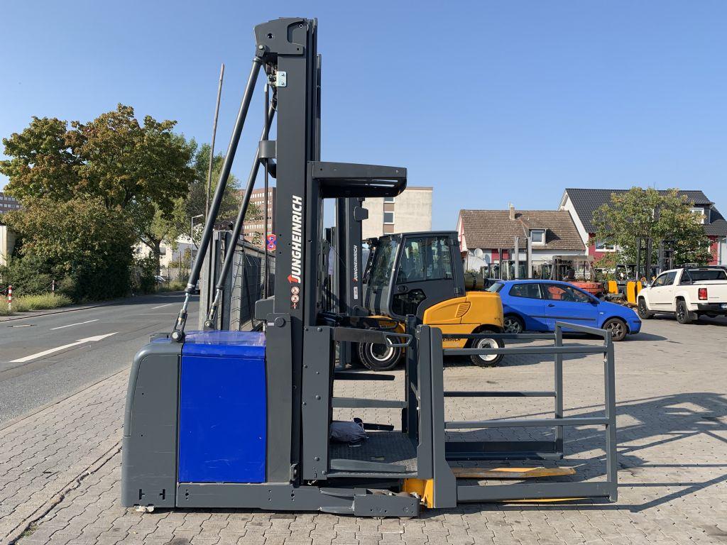 Jungheinrich EKS 312 Baujahr 2015 / HH 8300 / 2230 Stunden  Hochhubkommissionierer www.gst-logistic.com