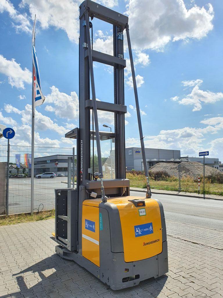 Jungheinrich EKS 312 Baujahr 2017 / HH 8300 / PSA SYSTEM Hochhubkommissionierer www.gst-logistic.com