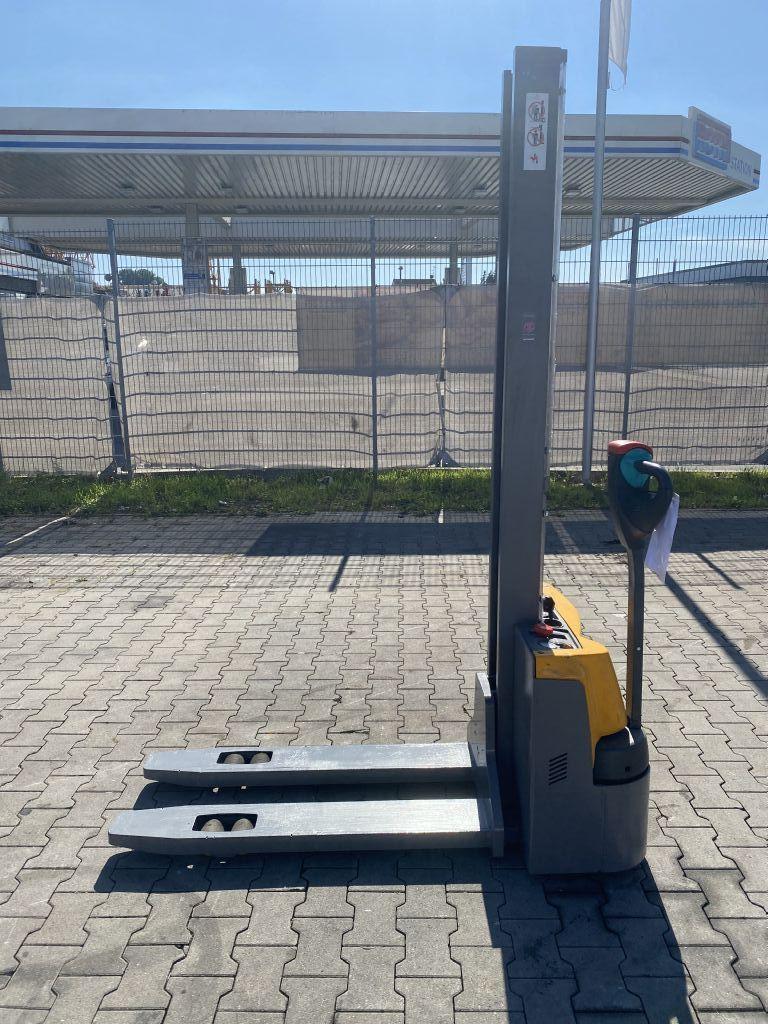 Jungheinrich EJC M10 Baujahr 2016 Stunde 3178 HH 1900 Hochhubwagen www.gst-logistic.com