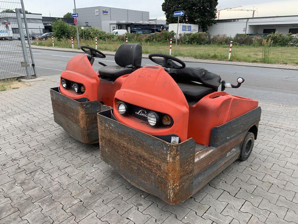 Linde P 60 Z Baujahr 2008 Paket Preis  Schlepper www.gst-logistic.com