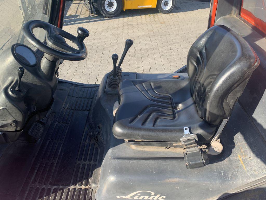 Linde H 40 T Baujahr 2004 / Stunden/3025  HH 4650  Treibgasstapler www.gst-logistic.com