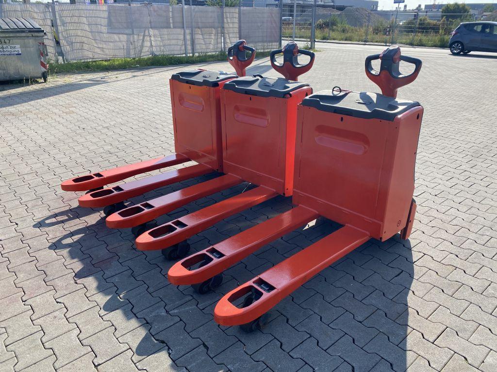 Linde T 16  Baujahr 2013 Stunden 1323 / 3x Vorhanden Niederhubwagen www.gst-logistic.com