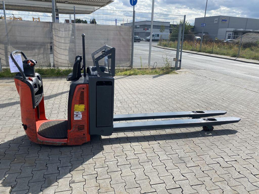 Linde N 20  Baujahr 2012 Stunden 5614 Batterie 2012 Niederhubkommissionierer www.gst-logistic.com