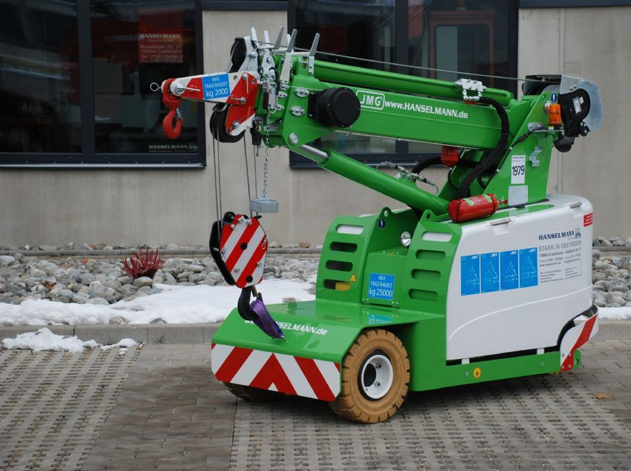 *Sonstige MC 25 S Pick & Carry Crane www.hanselmann.de