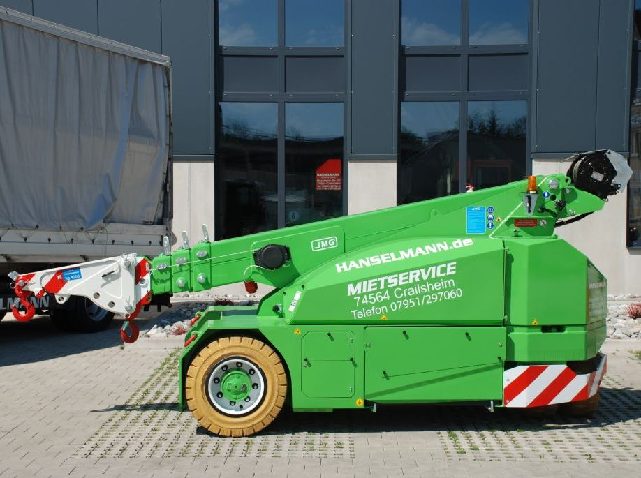 *Sonstige MC60S Pick & Carry Crane www.hanselmann.de